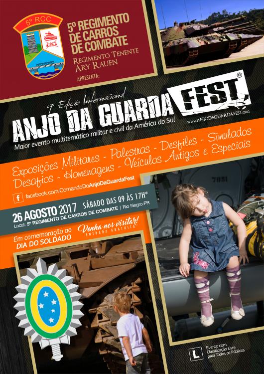 Anjo da Guarda Fest - 2017 - Rio Negro-PR