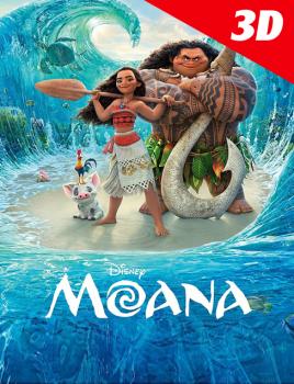 Moana – Um mar de aventuras