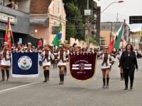 Desfile de 7 de Setembro 2014 em Rio Negro (Parte 1)