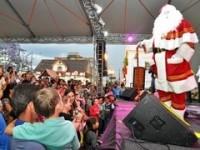 Abertura do Natal 2014 em Rio Negro