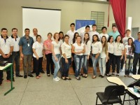 Encerramento da primeira turma do Programa Jovem Aprendiz em Mafra