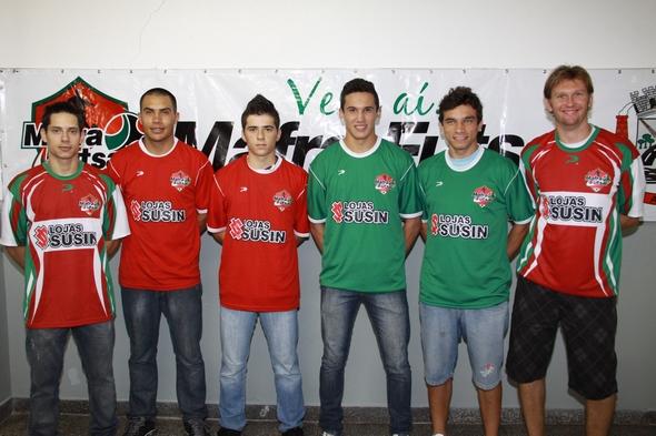 Mafra Futsal será apresentado à torcida em jogo treino « Canal Click ... aa698510efd13