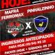 Mafra Ferromax Futsal enfrenta hoje, às 20h30min, Pinhalzinho no Ginásio Wilson Buch