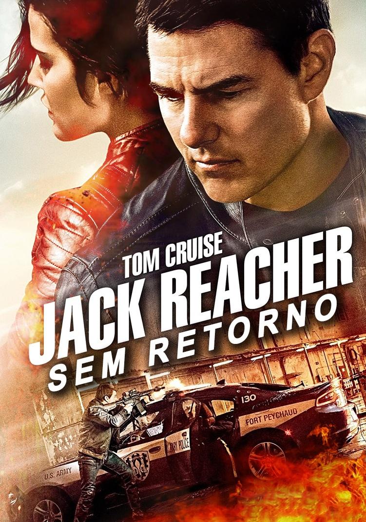 Jack Reacher: Sem Retorno | Cine Teatro Seminário