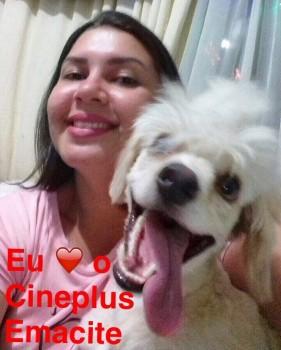 """Promoção """"Eu amo cachorro e o Cineplus Emacite"""" (13)"""