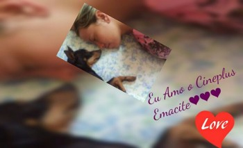 """Promoção """"Eu amo cachorro e o Cineplus Emacite"""" (18)"""