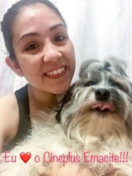 """Promoção """"Eu amo cachorro e o Cineplus Emacite"""" (2)"""