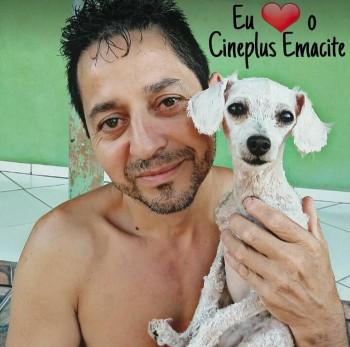 """Promoção """"Eu amo cachorro e o Cineplus Emacite"""" (20)"""