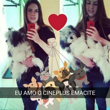 """Promoção """"Eu amo cachorro e o Cineplus Emacite"""" (22)"""