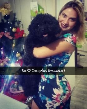 """Promoção """"Eu amo cachorro e o Cineplus Emacite"""" (23)"""