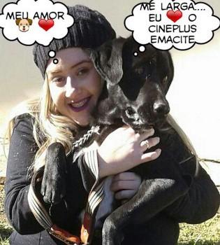 """Promoção """"Eu amo cachorro e o Cineplus Emacite"""" (3)"""