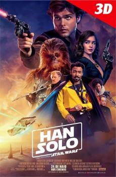 Han Solo Uma História Star Wars