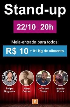 Show de Stand-up no Cineplus Emacite (2210)