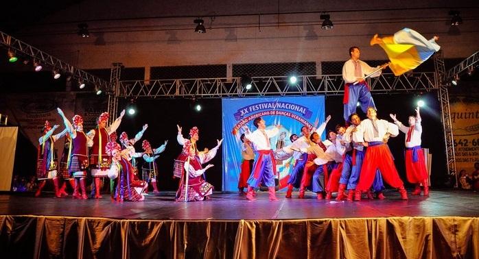 III Noite Cultural Ucraniana no Cineplus Emacite