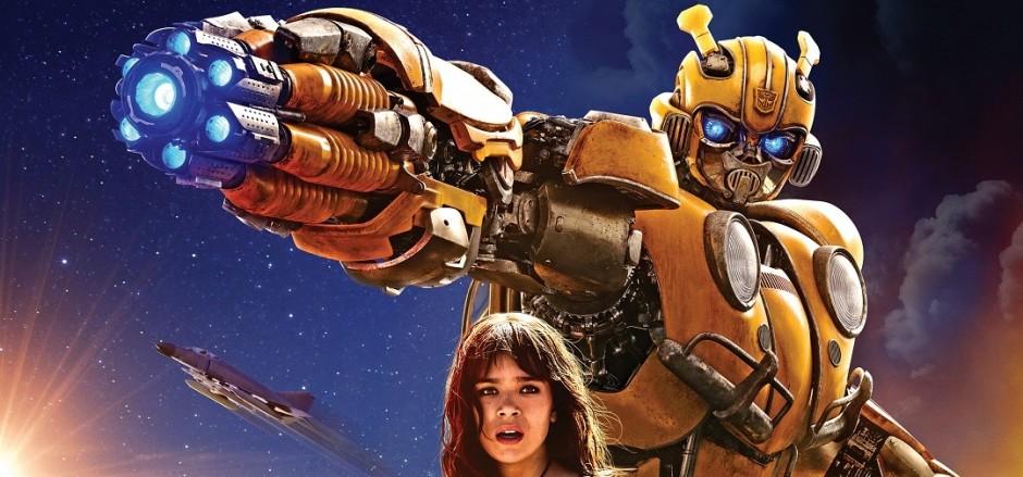 Bumblebee – o Transformer mais amado – está em cartaz no Cineplus