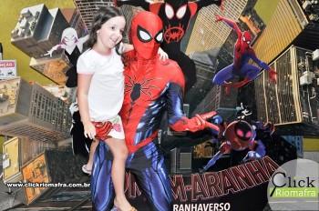 Homem-Aranha visita o Cineplus Emacite; público pode tirar fotos a vontade (65)