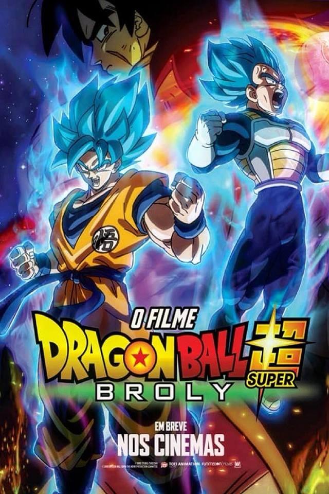 """Surpreenda-se com o filme """"Dragon Ball Super Broly"""" no Cineplus"""