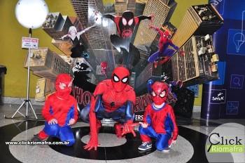 Fotos com o Homem-Aranha no Cineplus Emacite Dia 5 (30)