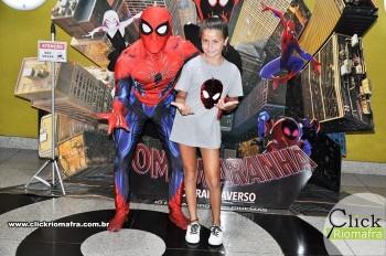 Fotos com o Homem-Aranha visita no Cineplus Emacite Dia 02 (12)