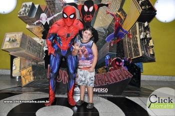 Fotos com o Homem-Aranha visita no Cineplus Emacite Dia 02 (5)