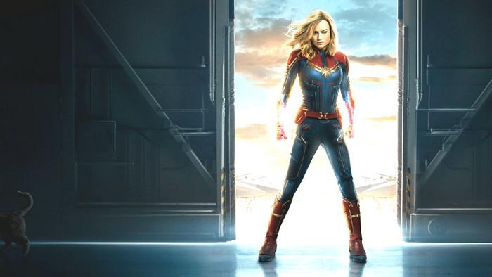 Capitã Marvel estreia quinta-feira no Cineplus