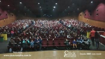 Distribuidora de Bebidas Pampas leva personagens do filme Vingadores ao Cineplus Emacite (115)