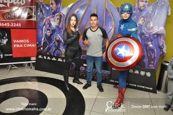 Distribuidora de Bebidas Pampas leva personagens do filme Vingadores ao Cineplus Emacite (121)