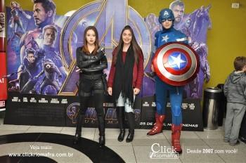 Distribuidora de Bebidas Pampas leva personagens do filme Vingadores ao Cineplus Emacite (13)