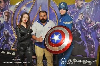 Distribuidora de Bebidas Pampas leva personagens do filme Vingadores ao Cineplus Emacite (145)