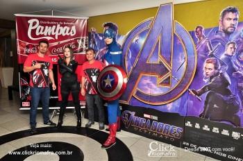 Distribuidora de Bebidas Pampas leva personagens do filme Vingadores ao Cineplus Emacite (20)