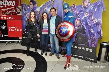 Distribuidora de Bebidas Pampas leva personagens do filme Vingadores ao Cineplus Emacite (21)
