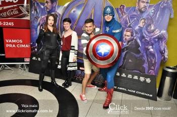 Distribuidora de Bebidas Pampas leva personagens do filme Vingadores ao Cineplus Emacite (22)