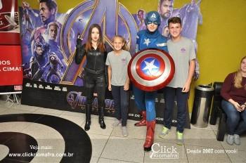 Distribuidora de Bebidas Pampas leva personagens do filme Vingadores ao Cineplus Emacite (24)