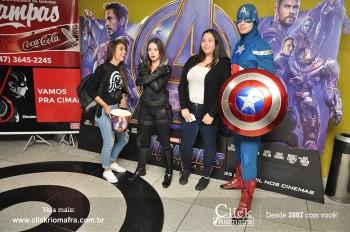 Distribuidora de Bebidas Pampas leva personagens do filme Vingadores ao Cineplus Emacite (25)