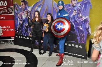 Distribuidora de Bebidas Pampas leva personagens do filme Vingadores ao Cineplus Emacite (26)