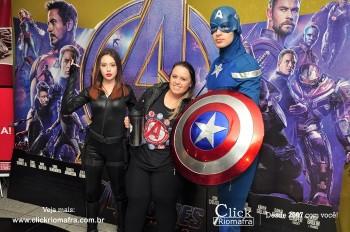 Distribuidora de Bebidas Pampas leva personagens do filme Vingadores ao Cineplus Emacite (29)