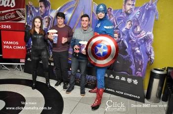 Distribuidora de Bebidas Pampas leva personagens do filme Vingadores ao Cineplus Emacite (32)