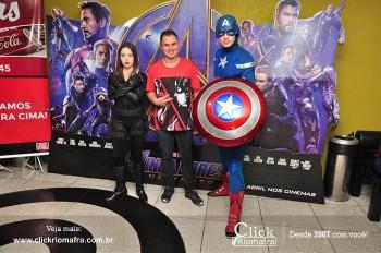 Distribuidora de Bebidas Pampas leva personagens do filme Vingadores ao Cineplus Emacite (37)