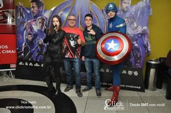 Distribuidora de Bebidas Pampas leva personagens do filme Vingadores ao Cineplus Emacite (47)