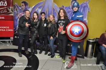 Distribuidora de Bebidas Pampas leva personagens do filme Vingadores ao Cineplus Emacite (48)