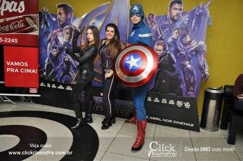 Distribuidora de Bebidas Pampas leva personagens do filme Vingadores ao Cineplus Emacite (59)
