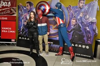 Distribuidora de Bebidas Pampas leva personagens do filme Vingadores ao Cineplus Emacite (61)