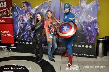 Distribuidora de Bebidas Pampas leva personagens do filme Vingadores ao Cineplus Emacite (64)