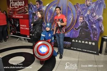 Distribuidora de Bebidas Pampas leva personagens do filme Vingadores ao Cineplus Emacite (78)