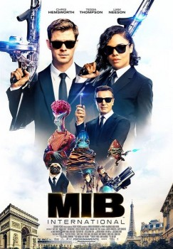 MIB Homens de Preto - Internacional