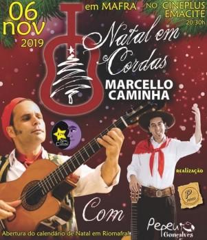 """Show """"Natal em Cordas"""" no Cineplus Emacite"""