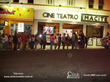Veja fotos antigas do Cine Emacite (1)