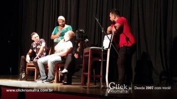 Público lota o Cineplus Emacite para o Show de Humor #Pobrice - Click Riomafra (14)