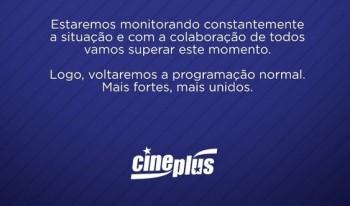Comunicado oficial da Rede Cineplus sobre o Coronavírus