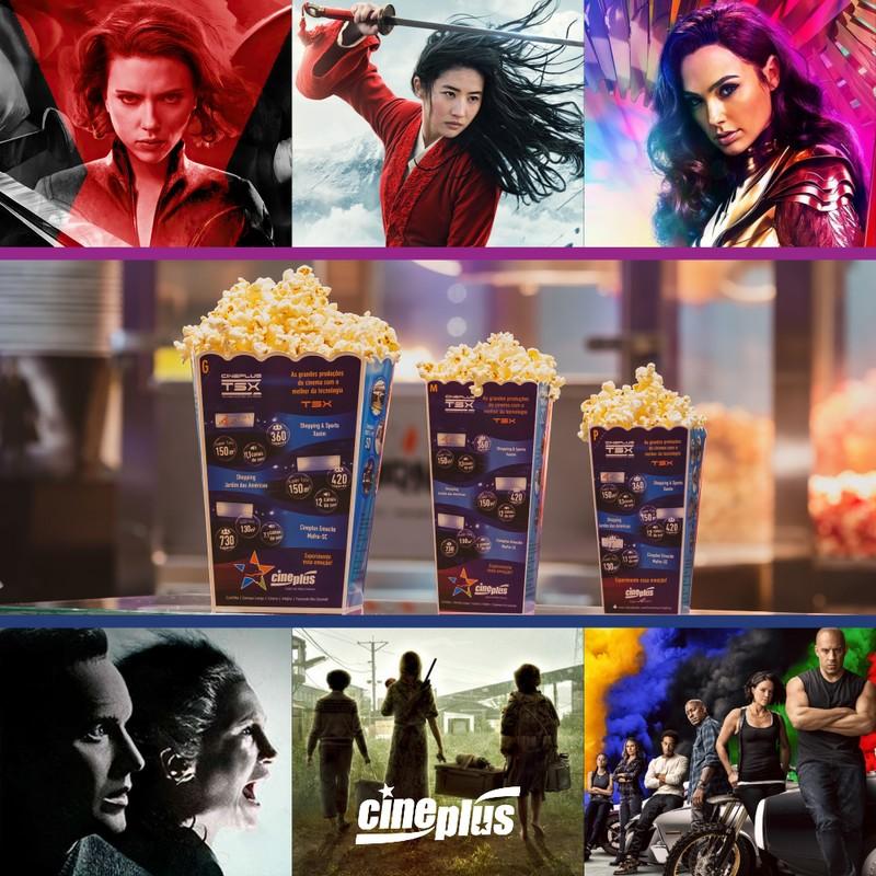 Esse momento difícil vai passar e muitos filmes estarão em cartaz em breve